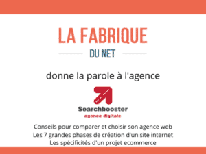 interview searchbooster agence web